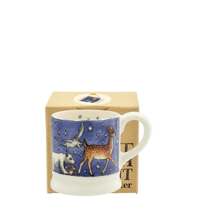 Emma Bridgewater Tiny Winter Animals Mug