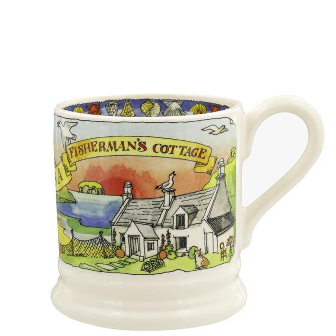 Emma Bridgewater Dream Home Half Pint Mug