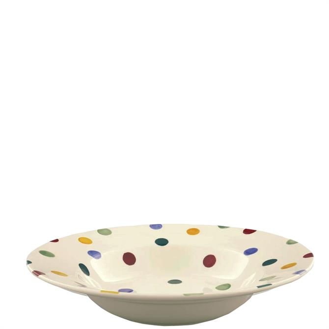 Emma Bridgewater Polka Dot Soup Plate