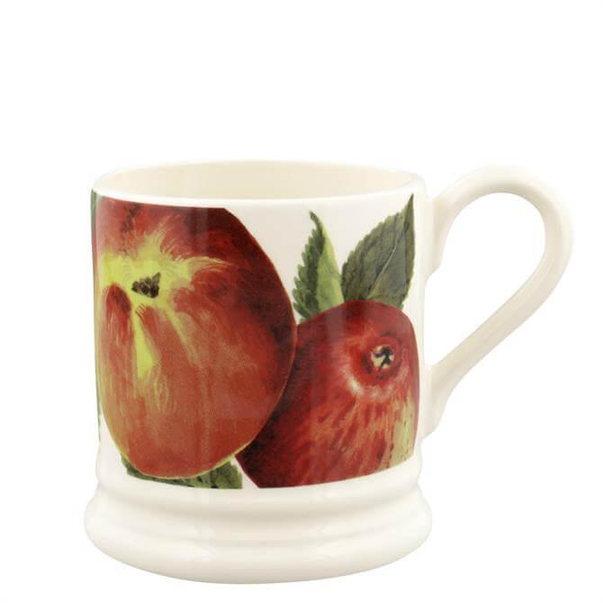 Emma Bridgewater Vegetable Garden Apples Half Pint Mug