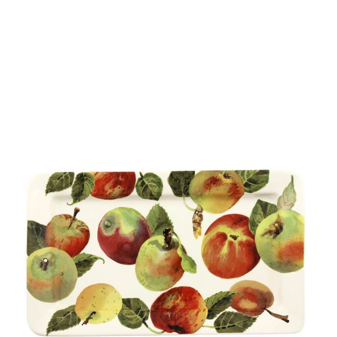 Emma Bridgewater Vegetable Garden Apples Medium Oblong Plate