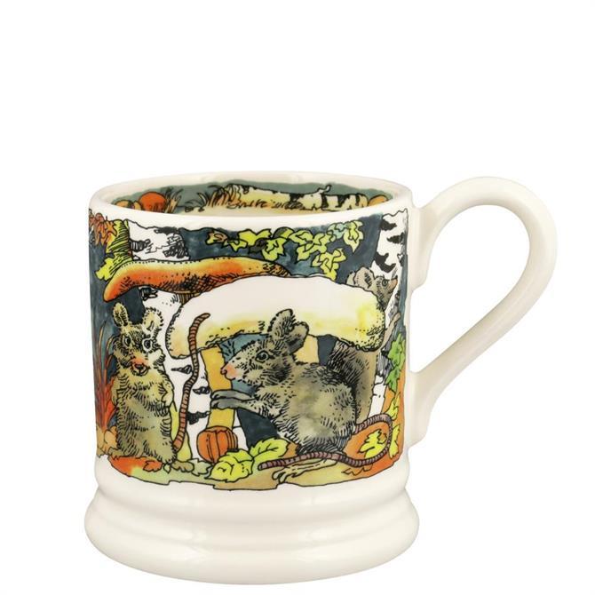 Emma Bridgewater Autumn Scene Half Pint Mug