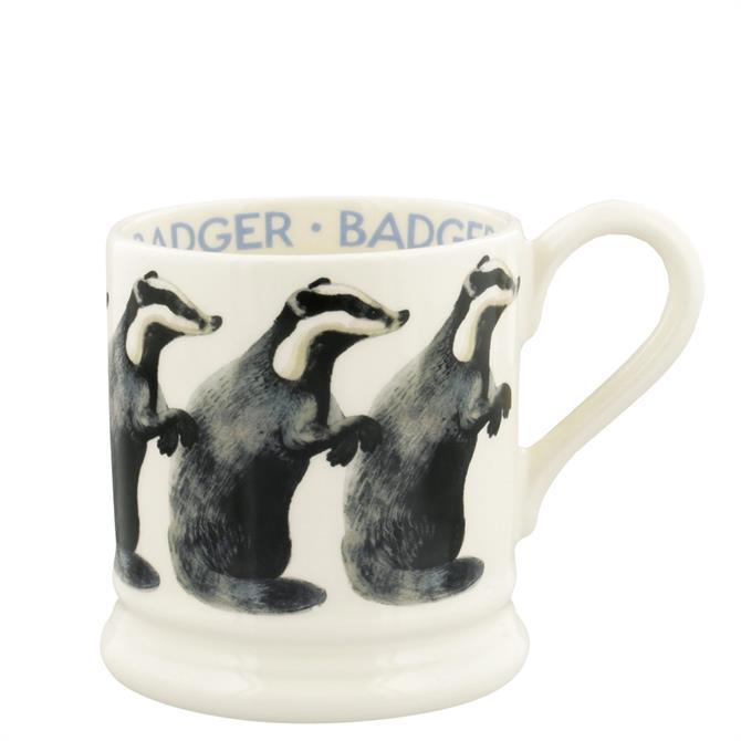 Emma Bridgewater Badger Half Pint Mug