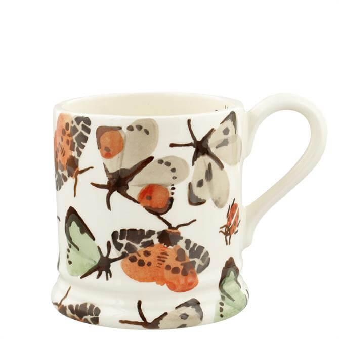 Emma Bridgewater Butterflies & Bugs Half Pint Mug