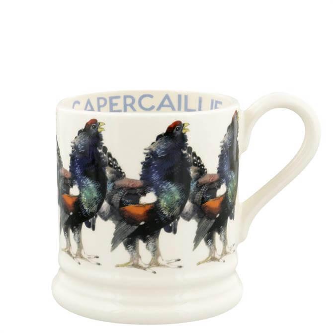 Emma Bridgewater Capercaillie Half Pint Mug