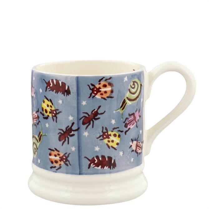 Emma Bridgewater Keep It Creepy Half Pint Mug