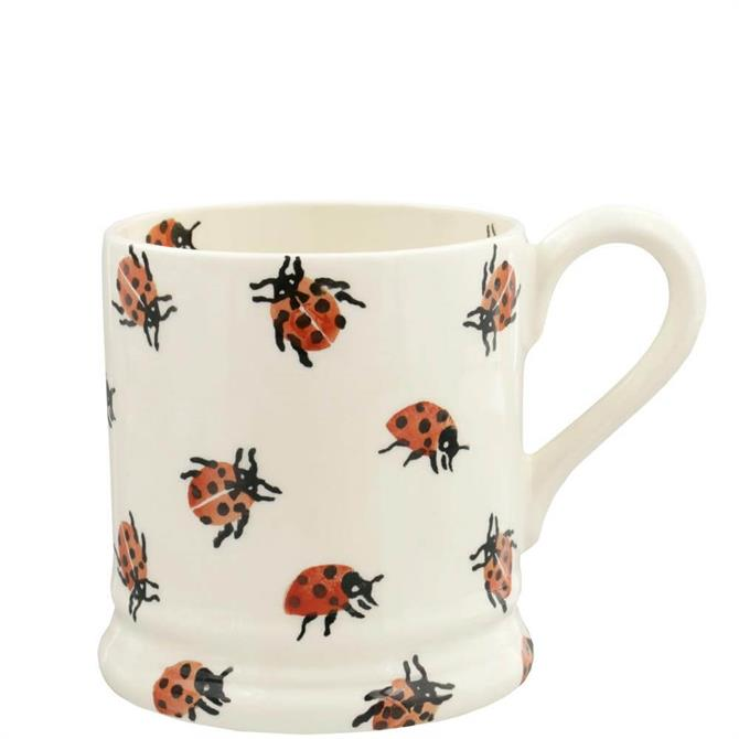 Emma Bridgewater Insects Ladybird Half Pint Mug