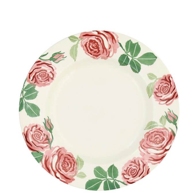 Emma Bridgewater Pink Roses 10.5 Inch Plate