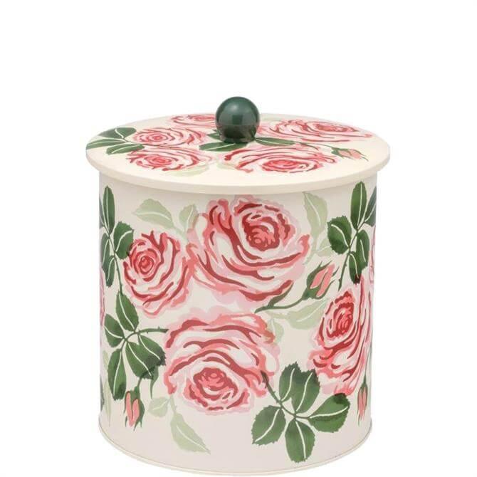 Emma Bridgewater Pink Roses Biscuit Barrel