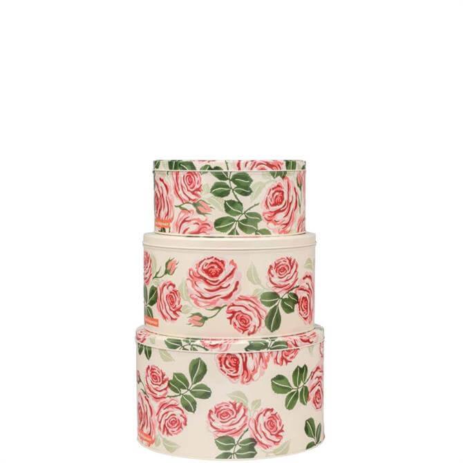 Emma Bridgewater Pink Roses Cake Tin