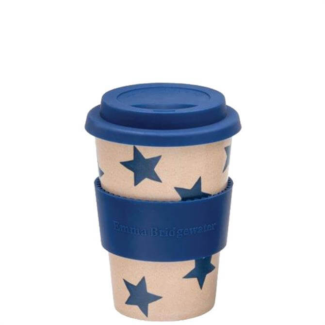 Emma Bridgewater Starry Night Rice Husk Travel Mug