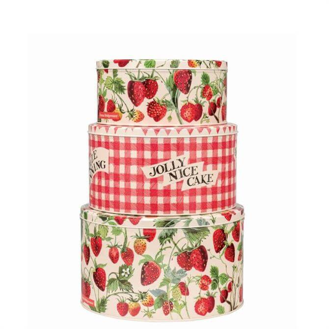 Emma Bridgewater Vegetable Garden Strawberries Cake Tin