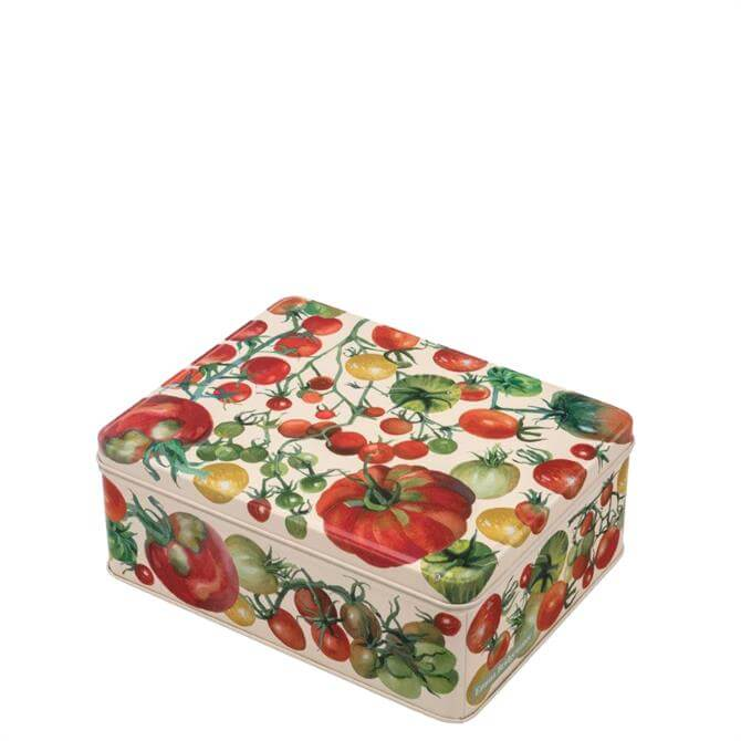 Emma Bridgewater Vegetable Garden Tomatoes Deep Rectangular Tin