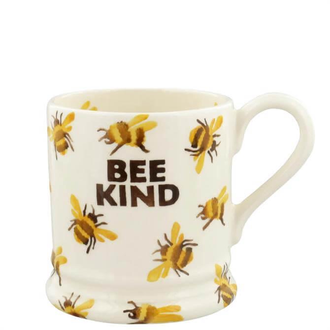 Emma Bridgewater Bumblebee Bee Kind Half Pint Mug