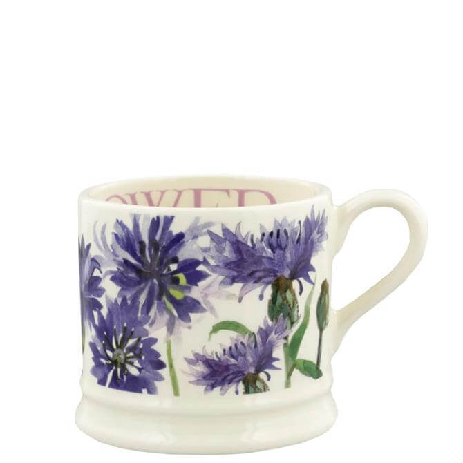 Emma Bridgewater Flowers Cornflower Small Mug