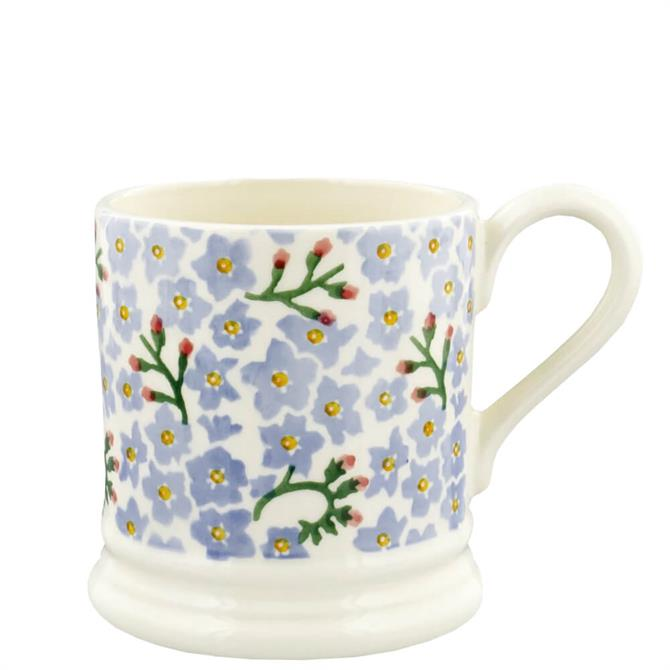 Emma Bridgewater Forget Me Not Half Pint Mug