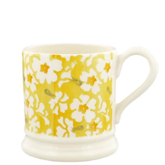 Emma Bridgewater Primrose Half Pint Mug