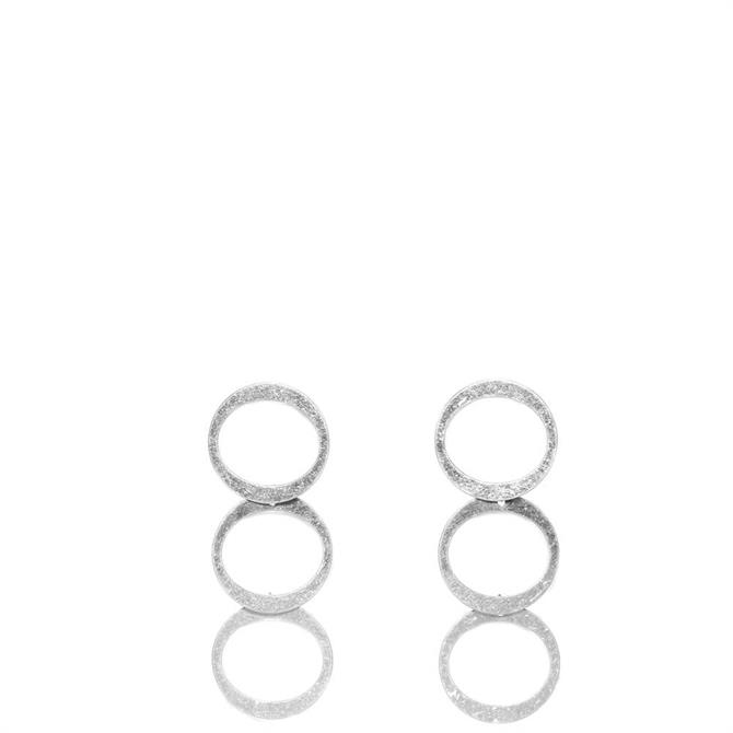 Envy Silver Triple Drop Earrings