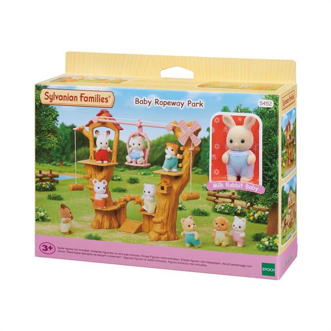 Sylvanian Families Baby Ropeway Park 5452