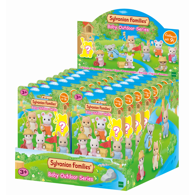 Sylvanian Families Baby Outdoor Series Mystery Bag