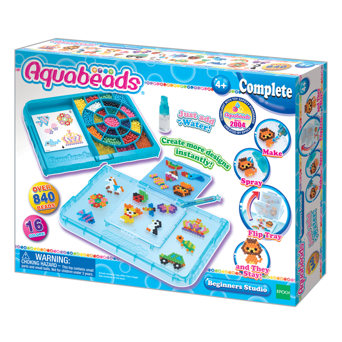 Aquabeads Beginners Studio Set
