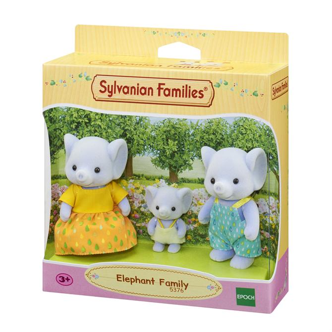 Sylvanian Families Elephant Family 5376