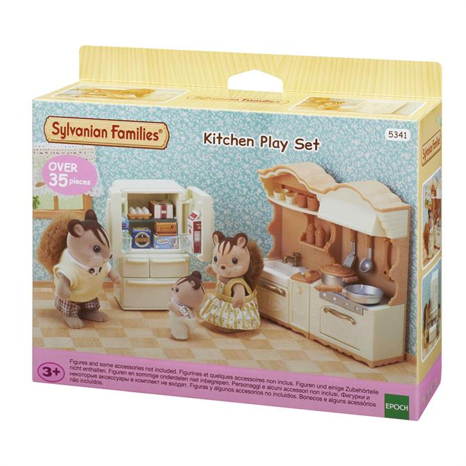 Sylvanian Families Kitchen Play Set 5341