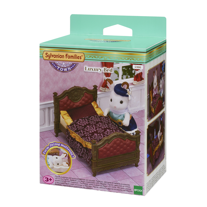 Sylvanian Families Luxury Bed