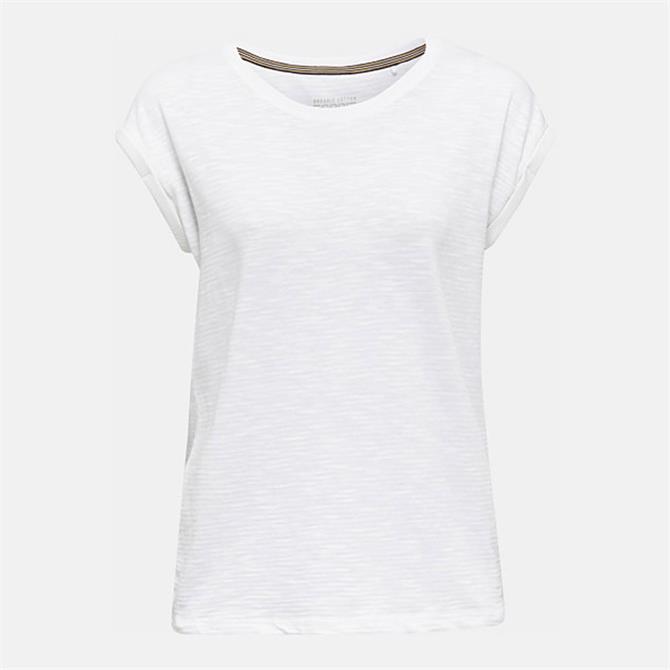 Esprit Slub Casual T-Shirt