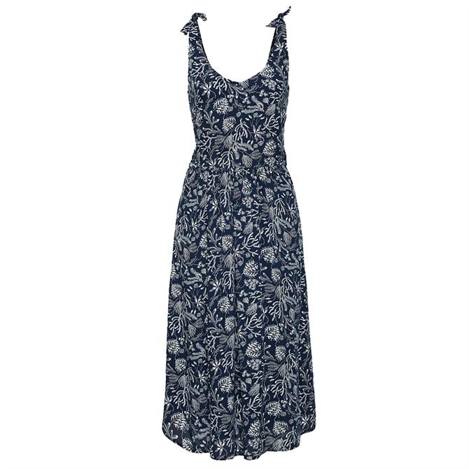Esprit Woven Sea Floral Print Dress