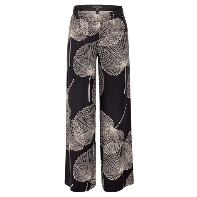 Esprit Botanic Print Trousers