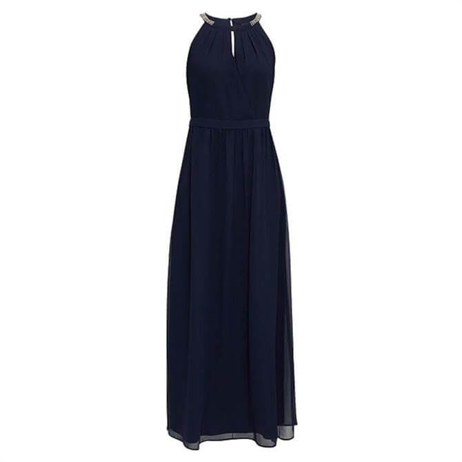 Esprit Chiffon Maxi Dress