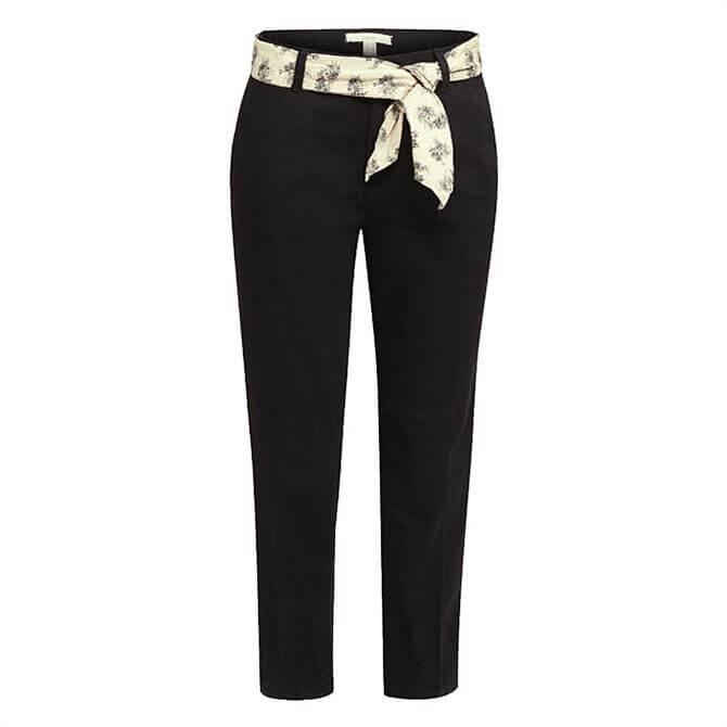 Esprit Cotton Chinos with Textile Belt