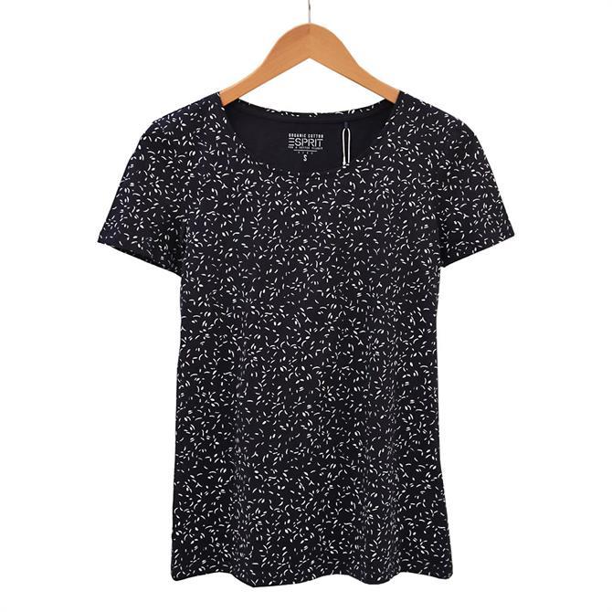Esprit Printed Slim Fit T-Shirt
