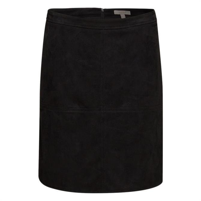 Esprit Faux Suede A Line Skirt