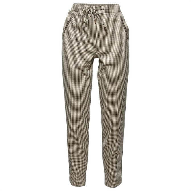 Esprit Houndstooth Tailored Joggers