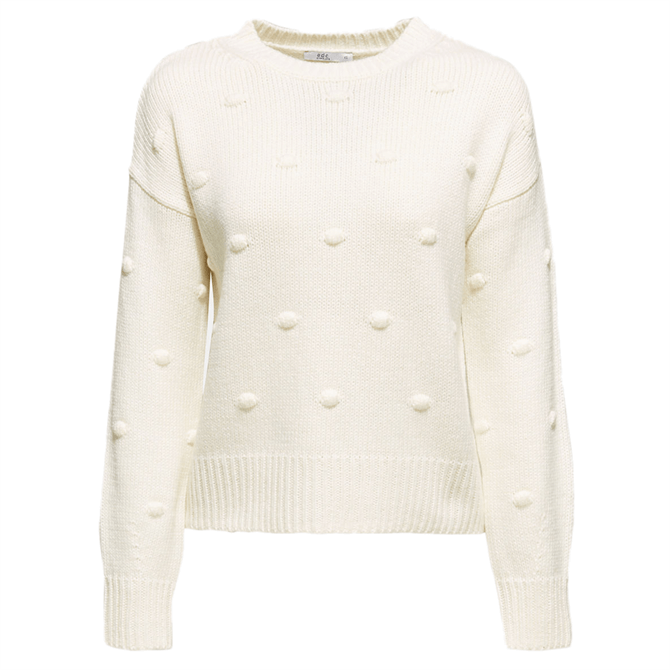 Esprit Bobble Knit Jumper