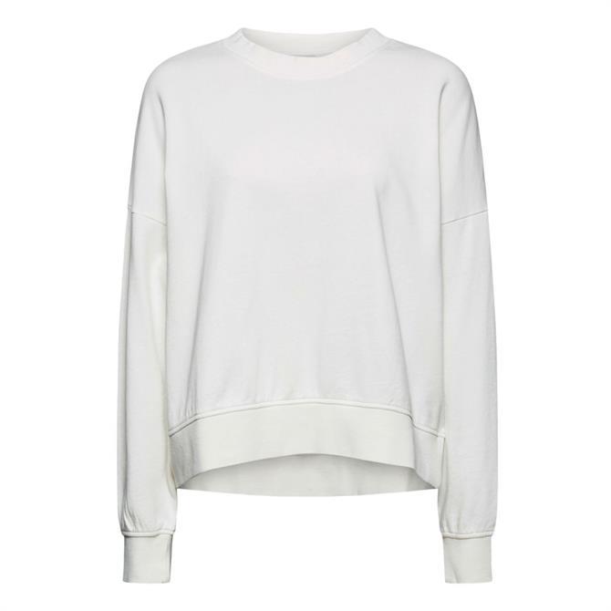 Esprit Boxy Organic Cotton Sweatshirt
