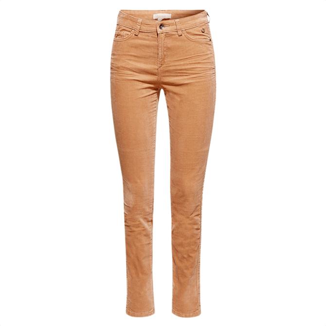Esprit Slim Stretch Corduroy Trousers
