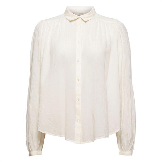 Esprit Cotton Voile Blouse