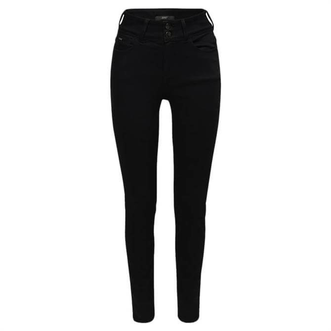 Esprit Double Buttoned Skinny Shaping Jeans