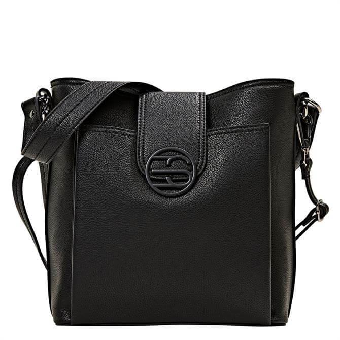 Esprit Faux Leather Hobo Bag