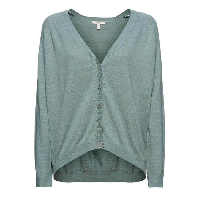 Esprit Fine Texture Knit Cardigan
