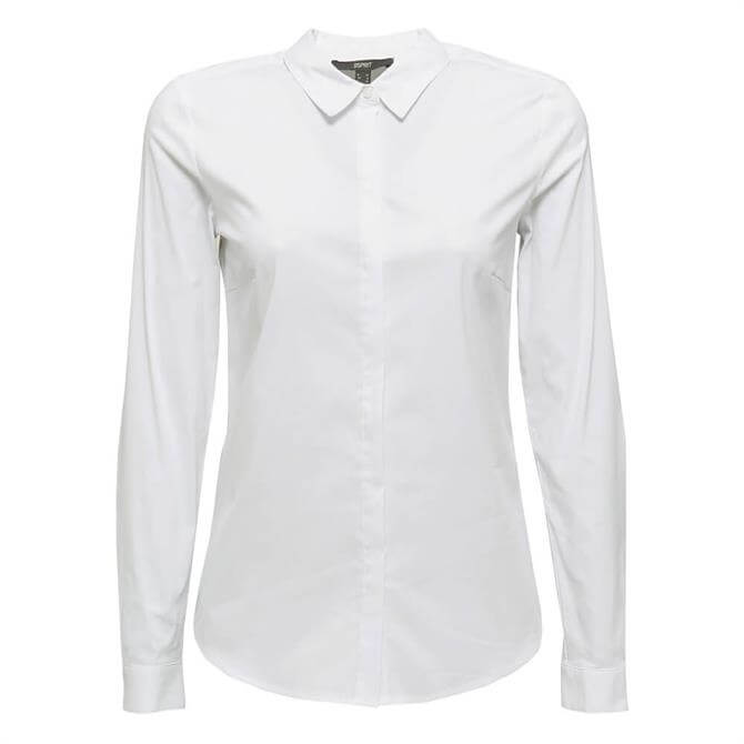 Esprit Fitted Stretch Shirt