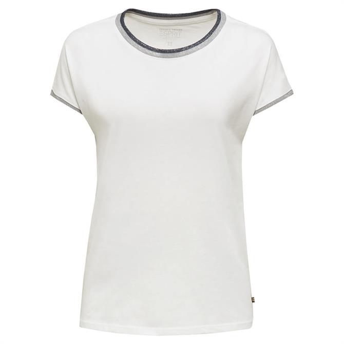Esprit Glittering Trim T-Shirt