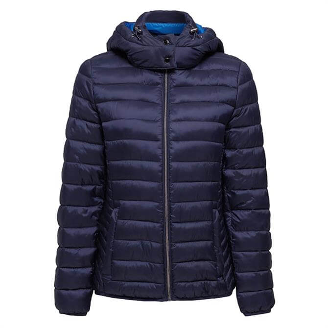 Esprit Lightly Quilted Thinsulate Jacket
