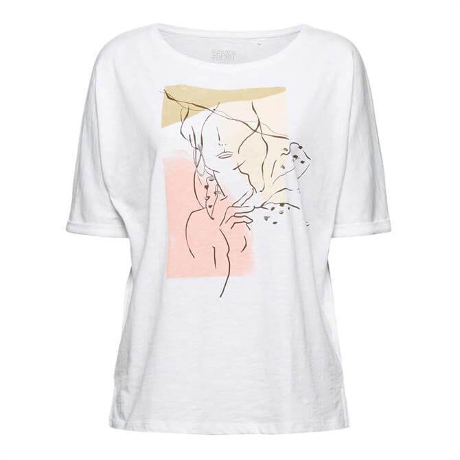 Esprit Line Art T-Shirt