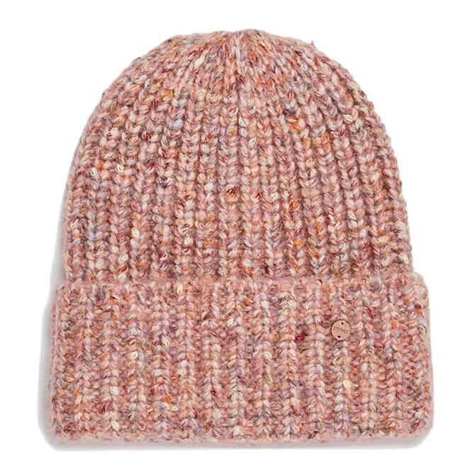 Esprit Colourful Melange Beanie Hat