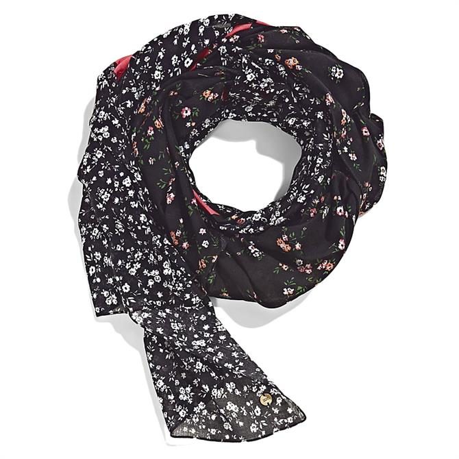 Esprit Mixed Floral Pattern Scarf
