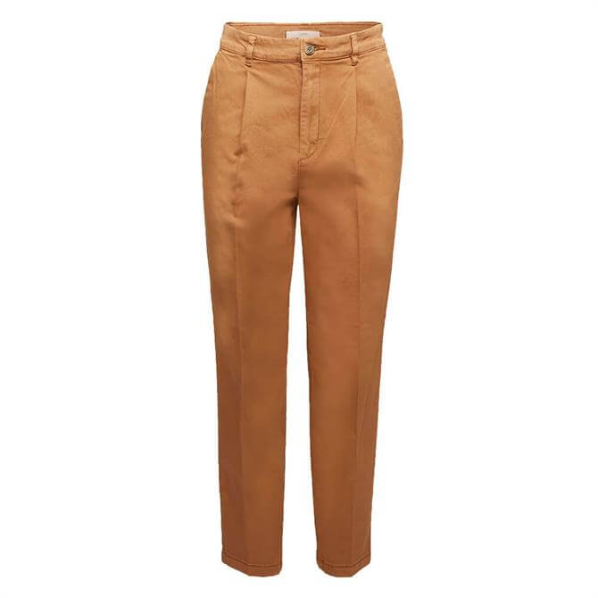 Esprit Organic Cotton Casual Chinos